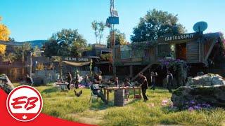 Far Cry 5 New Dawn: Announce Trailer - Ubisoft | EB Games