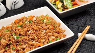 Hot Garlic Fried Rice