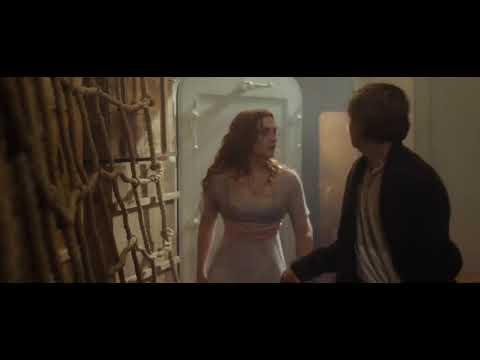 Titanic hot scene | jack rose kissing