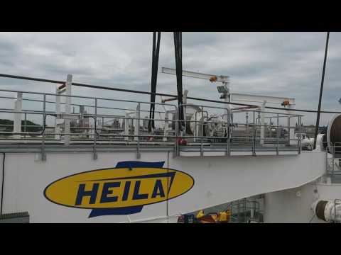 Heila Cranes Custom Built Marine & Offshore cranes mp4