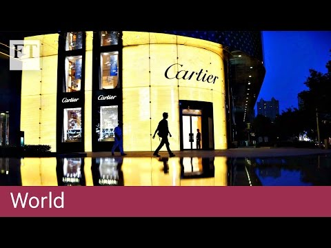 Chinese stay home for luxury goods | World