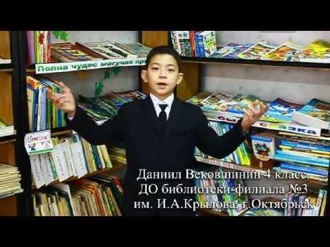 Изображение предпросмотра прочтения – ДанилаВековшинин читает произведение «Дары Терека» М.Ю.Лермонтова