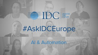 #AskIDCEurope - AI & Automation