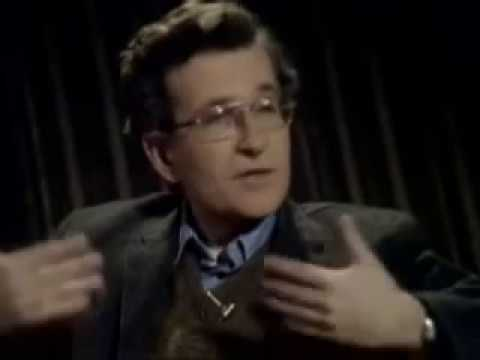 Noam Chomsky - Ideas of Chomsky BBC Interview (full)