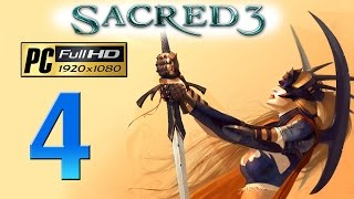 Sacred 3 PC Walkthrough - Part 4 Lady