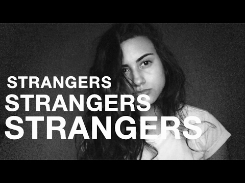 Strangers (Halsey, Lauren Jauregui) DAY cover