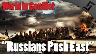 World in Conflict - Mission 4 - Russians Pushing East - Cold War Game