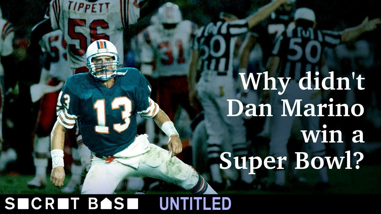 Dan Marino never won a Super Bowl. Here's what left him empty-handed. - download from YouTube for free