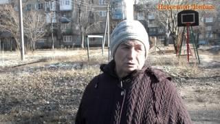 Пенсии маленькие, на рынке дурят - бабуля с пос. Октябрьский