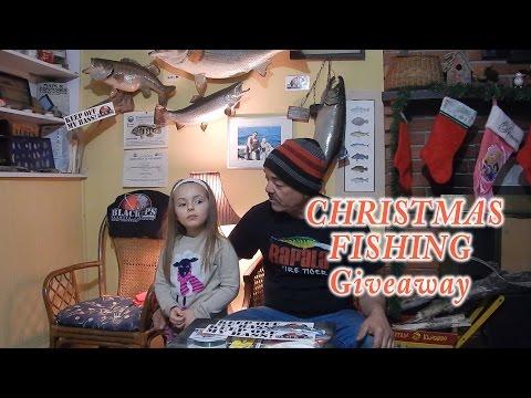 Fishing Tackle Giveaway! Merry Christmas from BlackOpsFishing!