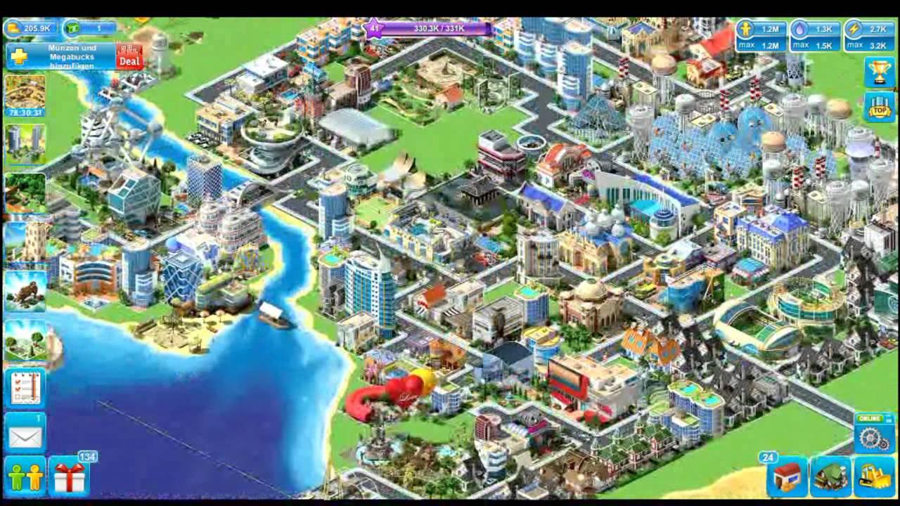 Hasil gambar untuk game android megapolis