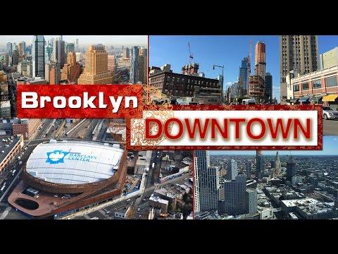 快速变化中的Downtown Brooklyn  The Ever-Changing Downtown Brooklyn  安家纽约 LivingInNY (10/21/2015)