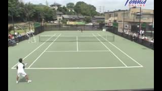 本編:http://www.tennisonline.jp/cnt.jsp?no=0902&mj=mlyt 2009 DUNLOP...