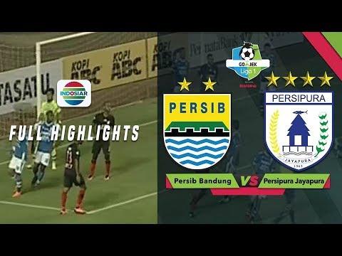 PERSIB BANDUNG (2) vs PERSIPURA JAYAPURA (0) - Full Highlights   Go-Jek LIGA 1 bersama Bukalapak