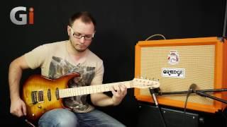 Orange Rocker 15 & Rocker 32 Combo Amp Review