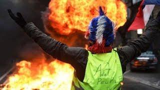 YELLOW VEST Uprising THREATENS Entire GLOBALIST WORLD ORDER!!!