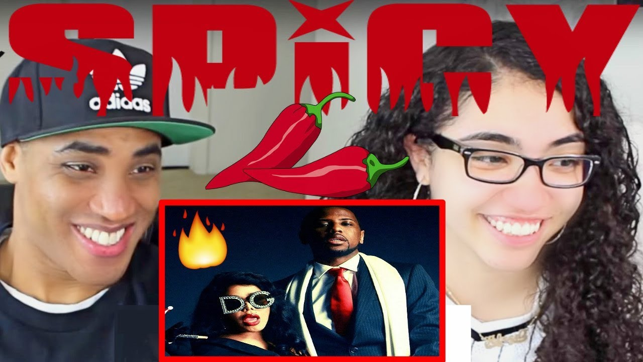 "Lil' Kim Feat. Fabolous ""Spicy"" REACTION (WSHH Exclusive - Official Music Video) 