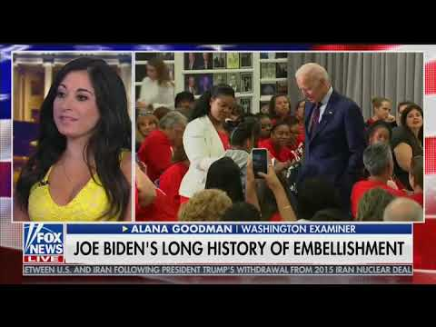 Tucker Tackles Biden's 'Embellished' Biography: 'He Was A Coal Miner'