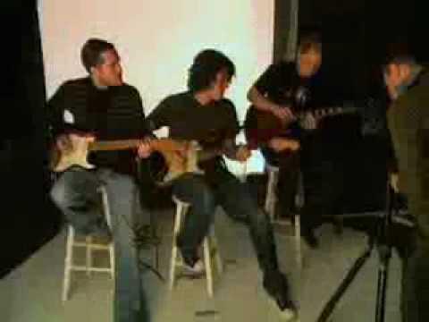 John Frusciante, John Mayer and Derek Trucks- Rolling Stone