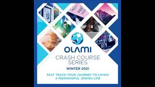 Starting this coming Monday, let's have fun learning together! https://olami.org/o/crash-course/
