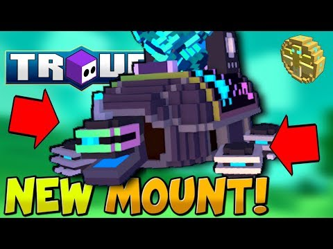NEW DAILY TOKEN MOUNT! | Trove Pirifario's Token 2017, Techno Tortoise