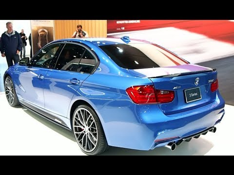 2013 BMW 335i M Performance Parts  YouTube