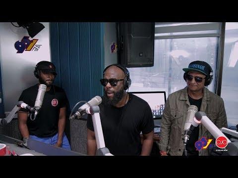 Nescafé 3 In 1 Breakfast Party Concert Series feat. Bunji Garlin & Omardath Maraj
