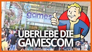 gamescom-Survival-Guide I So überlebst du die Messe thumbnail