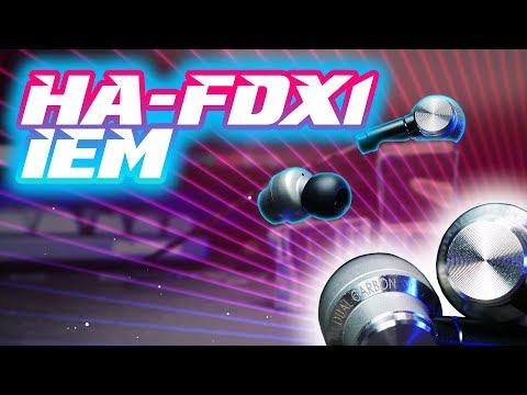 DROP x JVC HA-FDX1 Dual Carbon Review: INSANE IEMS