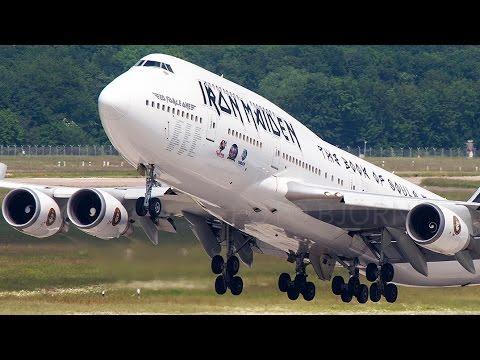 Boeing 747-8 vs. Boeing 747-400