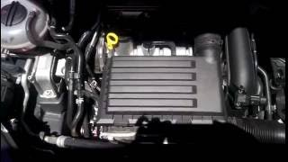 vw golf 7 1.2 tsi cold start sound