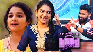 Actress Lavanya Manickam Handbag Secrets Revealed By VJ Ashiq | What's Inside The Handbag?