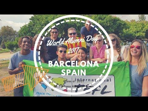 World Alumni Day 2017 - Barcelona, Spain