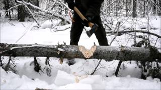 Gransfors Bruks VS Wetterlings Head to Head Comparison-AlaskanFrontier1