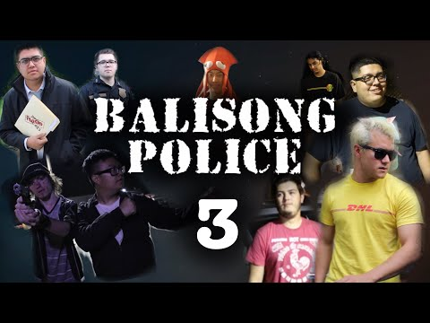 BALISONG POLICE 3