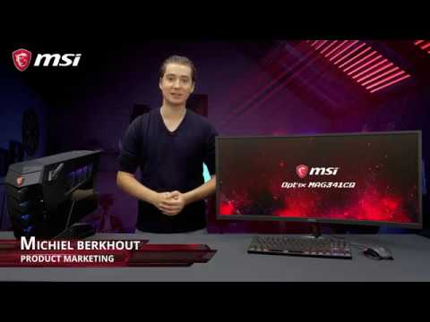 Amplia los horizontes con el Optix MAG341CQ | MSI