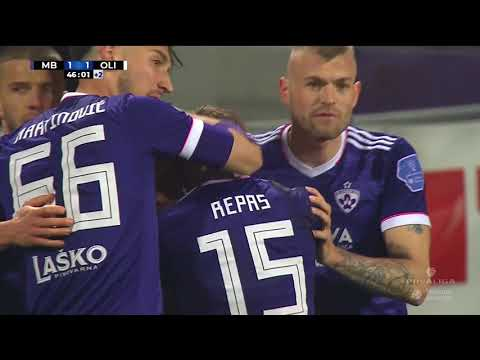Maribor Olimpija Ljubljana Goals And Highlights