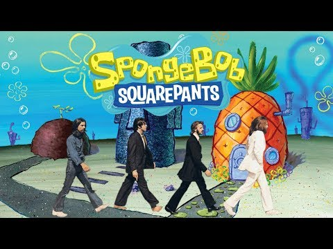 The Beatles References in Spongebob Squarepants