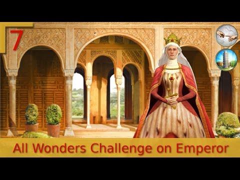 #7 | Civilization V | All Wonders Challenge on Emporer