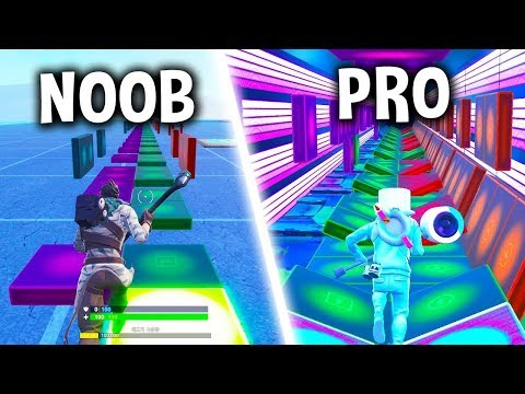 Making Popular Songs with Music Blocks in Fortnite! (Noob vs Pro)
