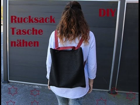 diy rucksack tasche n hen 2in1 easypeasy rucksack. Black Bedroom Furniture Sets. Home Design Ideas