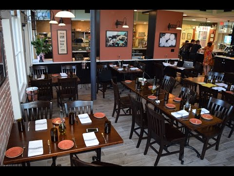 Upscale Casual Italian at the Watch Factory