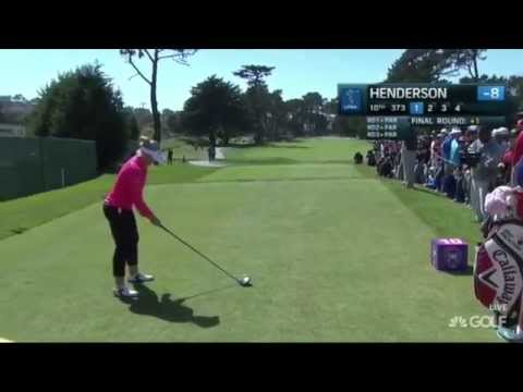 Swing Analysis: Brooke Henderson's Unique Driver Swing
