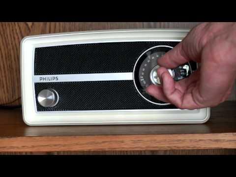 Philips or2000m original radio mini youtube
