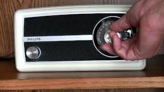 philips or2000m original radio mini