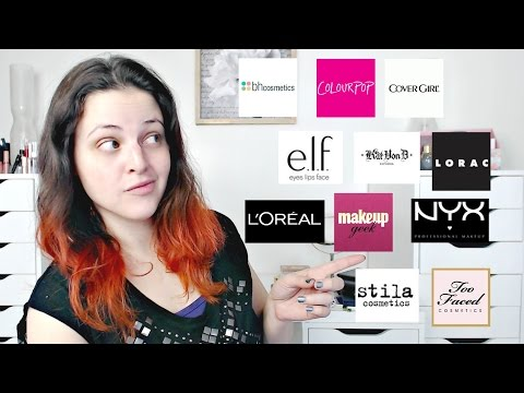 LIVE CHAT - Brand Loyalty - Which Makeup Brands Can You Trust? - Let's Talk About It!