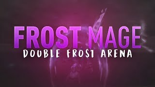 Double Frost Mage Too Good? - 7.3 Frost Mage 2v2 Arena PvP - WoW Legion