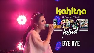 Raisa - Bye Bye | (Kahitna Love Festival Concert)