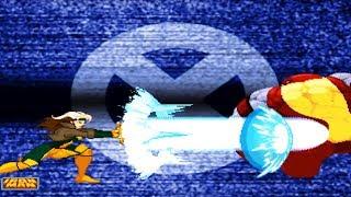 Avengers vs X-Men (M U G E N) Rogue playthrough