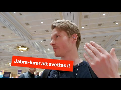 Vi Lyssnar Pa Jabra Elite 75t Active Youtube